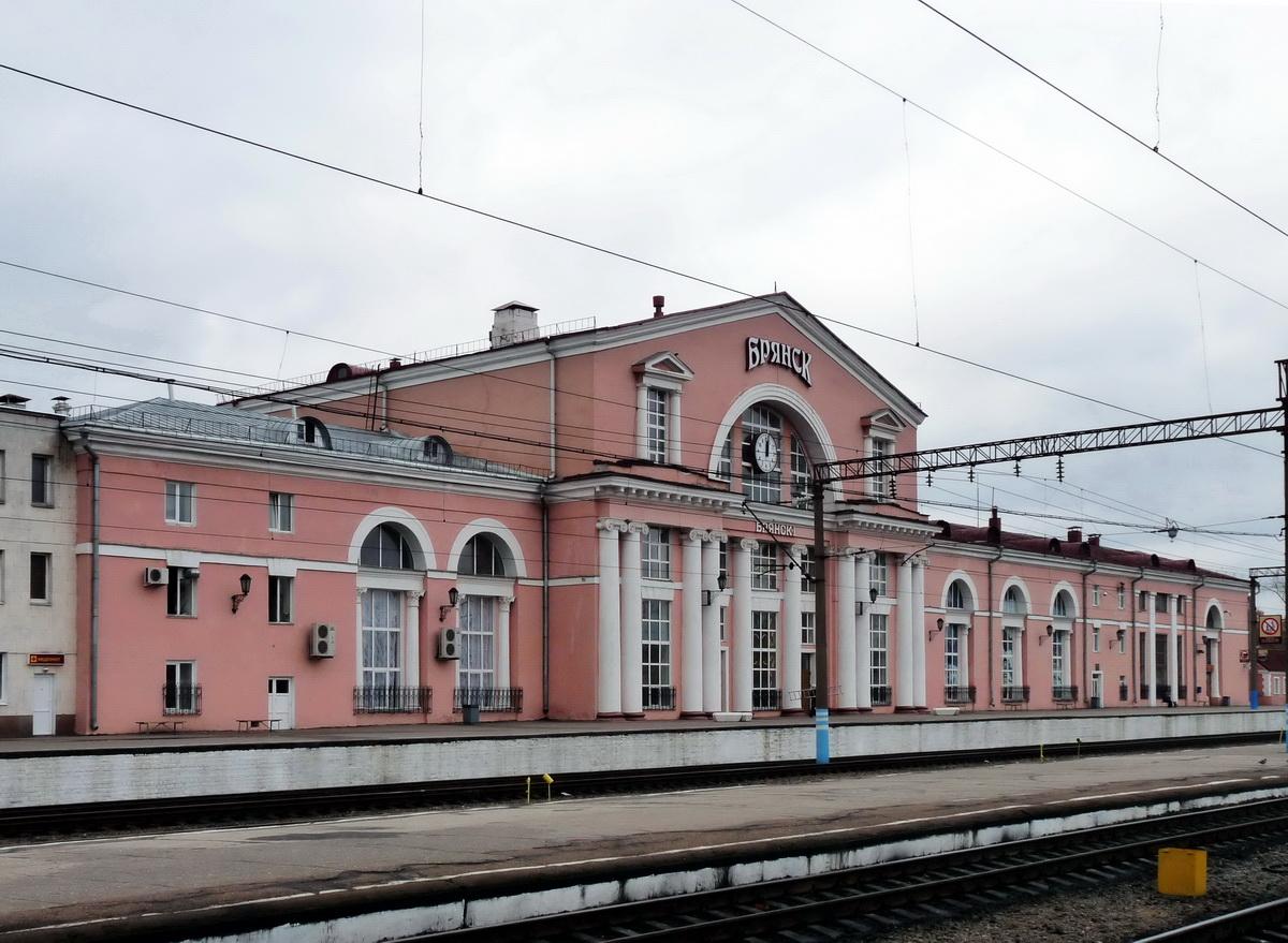 Ж д вокзал брянск фото 5