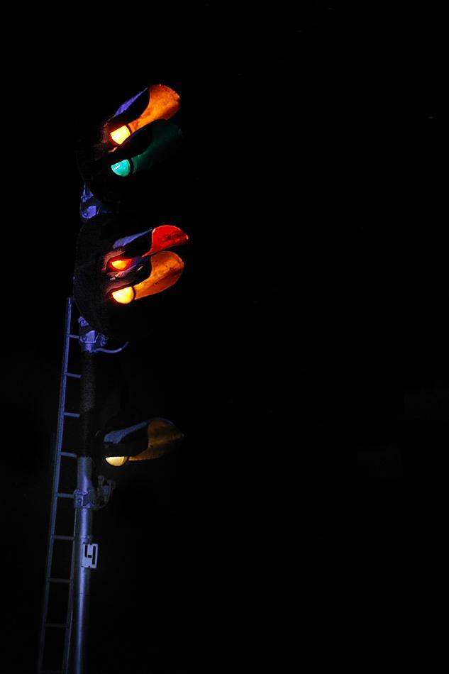 Входной светофор