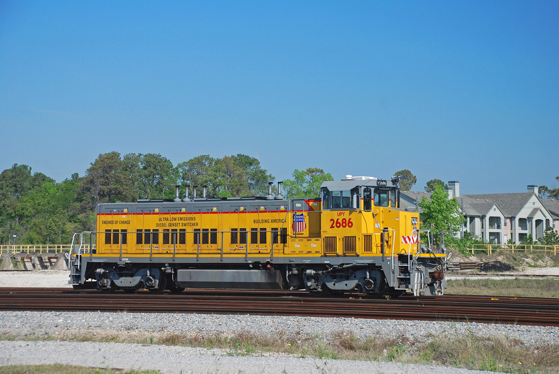 RP20GE-2686 Union Pacific