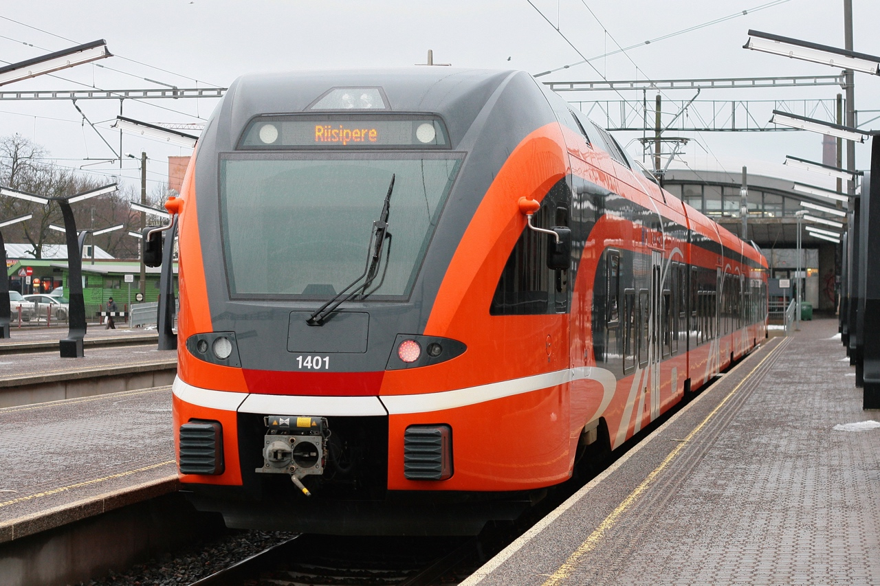 stadler flirt estonia His previous involvement within stadler has been focused on the flirt for wide gauge russian infrastructure and on the delivery of 38 flirt units for estonia in 2013.