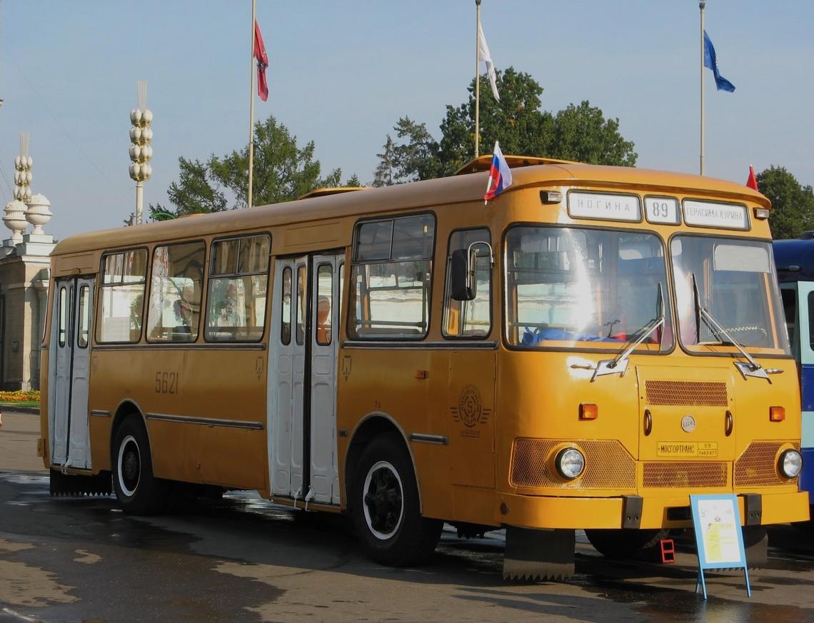 автобус старый фото