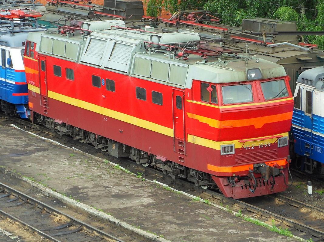 ЧС2Т-1058