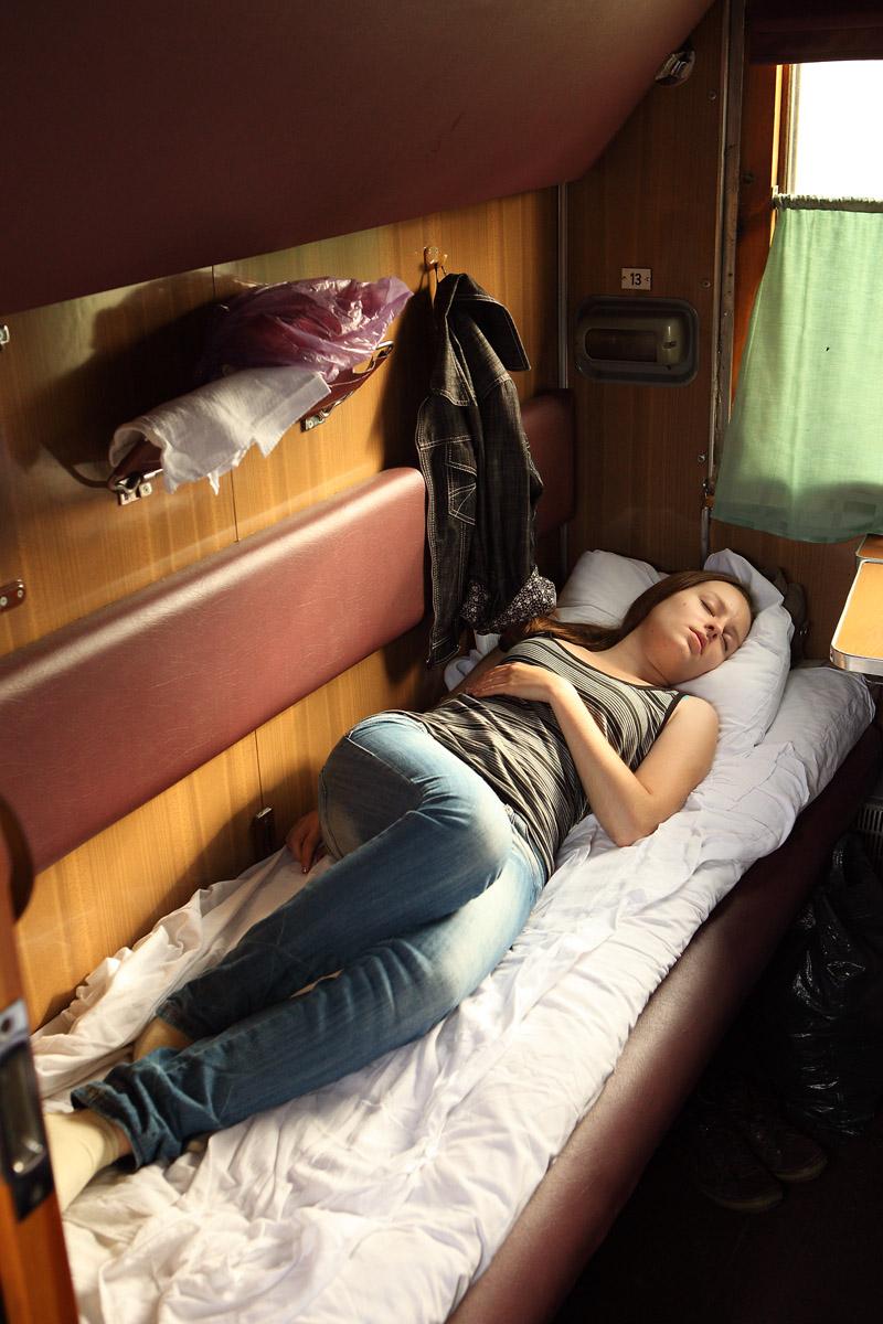 Фотки в поезде спящих фото 227-675