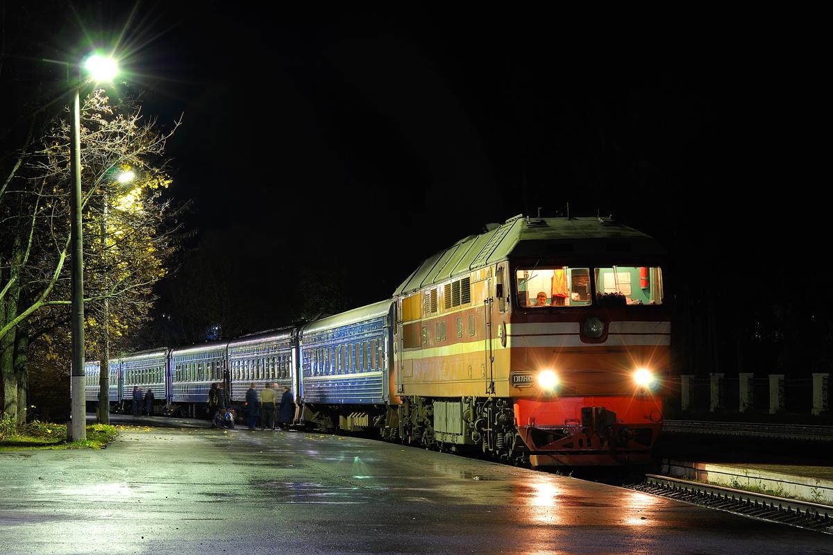 какой вокзал приходит поезд из смоленска в петербург тогда оно